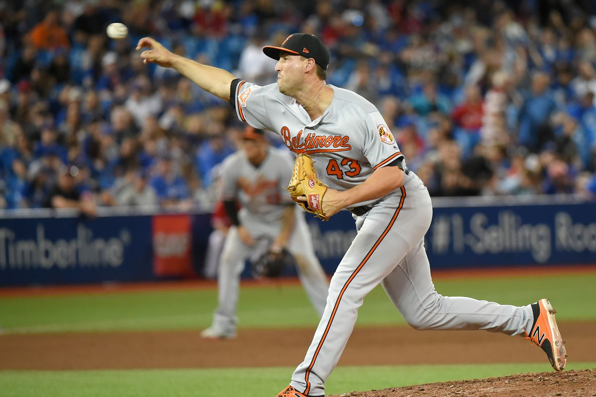 Orioles place closer Britton on 10-day DL with sore forearm