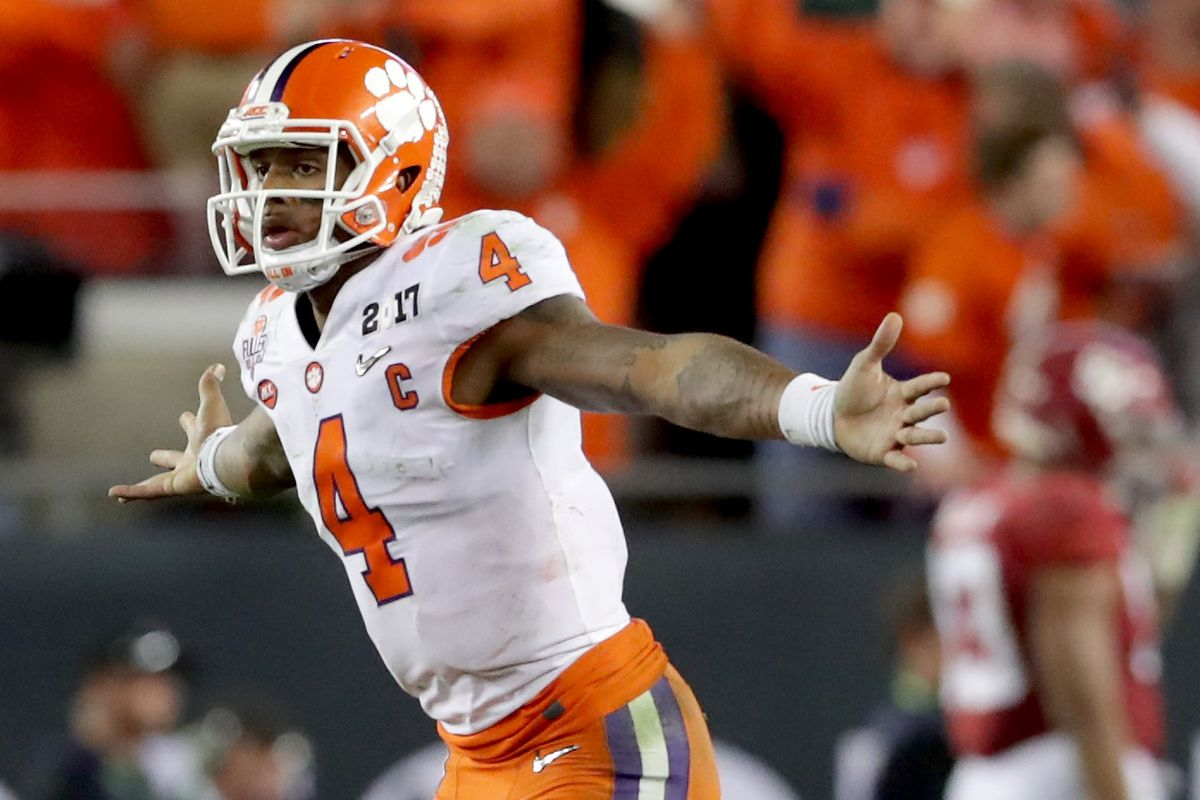 Deshaun Watson allegedly asked to leave Tuscaloosa bar