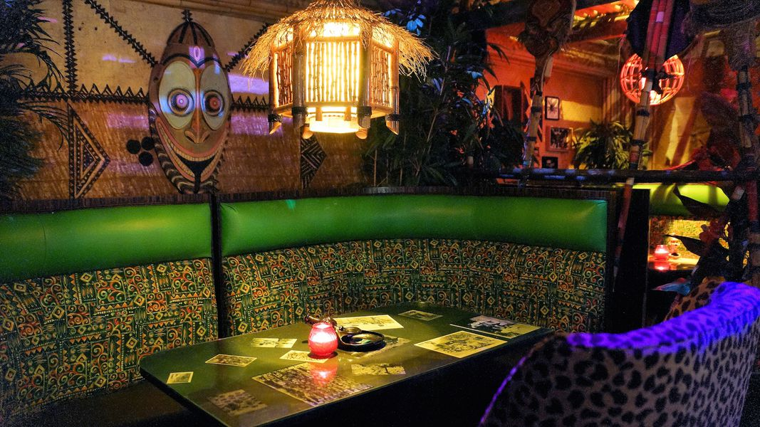 Behold Everything Glorious Inside The New The Golden Tiki