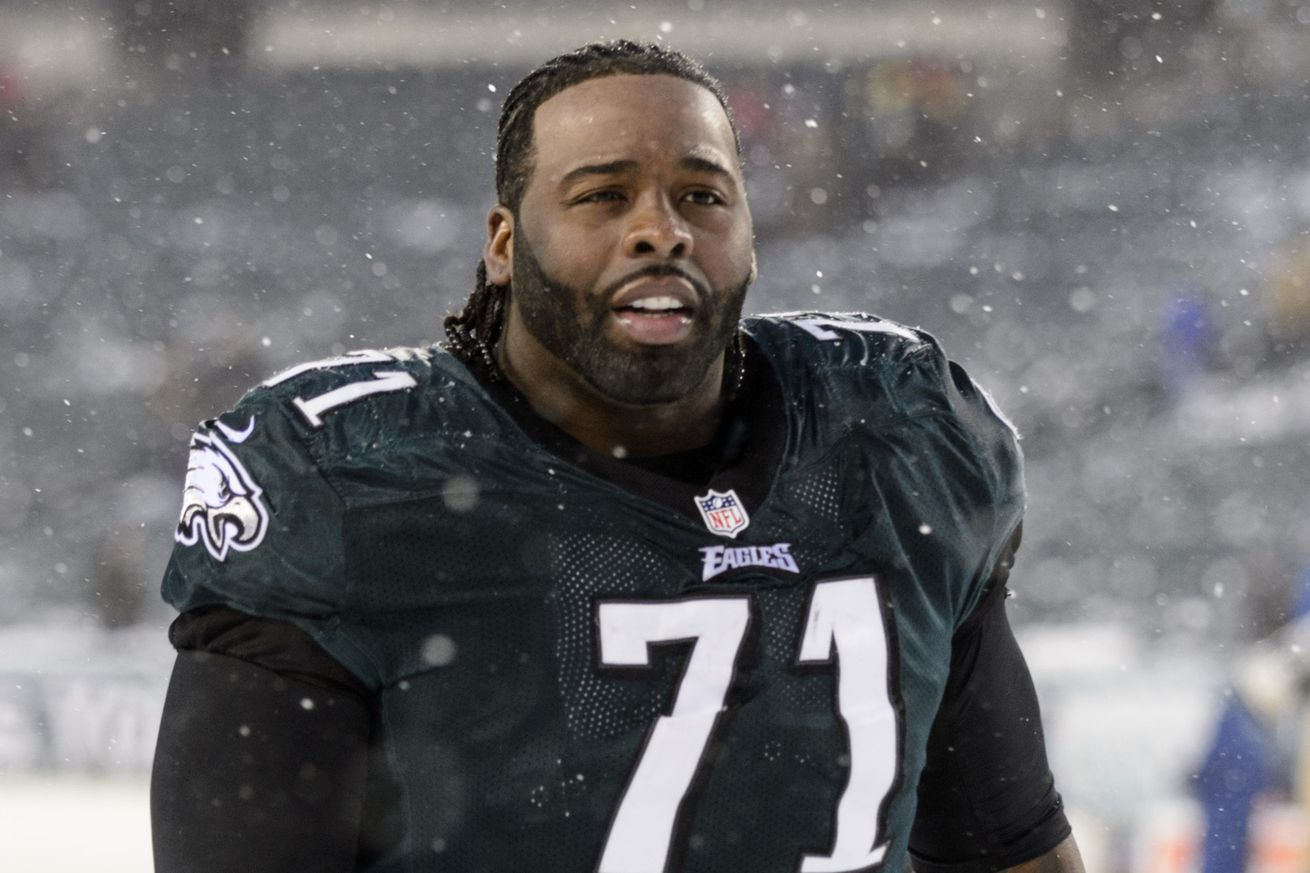 Nike jerseys for Cheap - Eagles' Jason Peters makes NFL Top 100 list at No. 40 - Bleeding ...