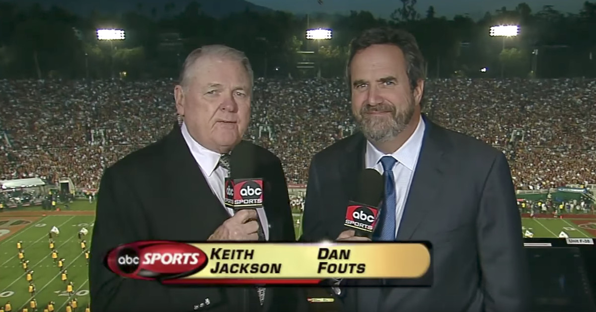 Texas vs. USC Rose Bowl 2006: Reliving Keith Jackson's legendary call - SBNation.com clock menu more-arrow ...