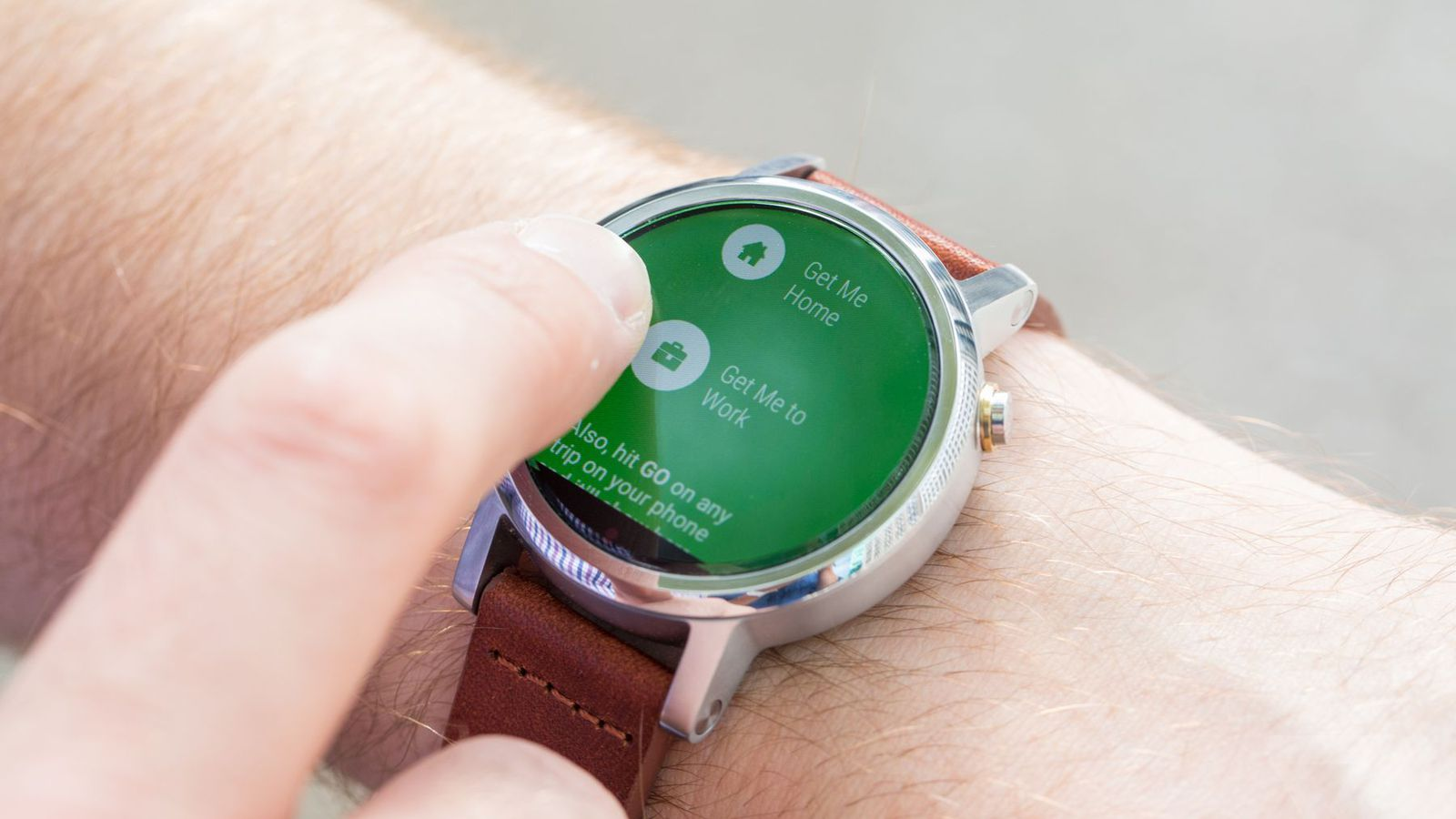 Android Wear 2.0 is launching next month