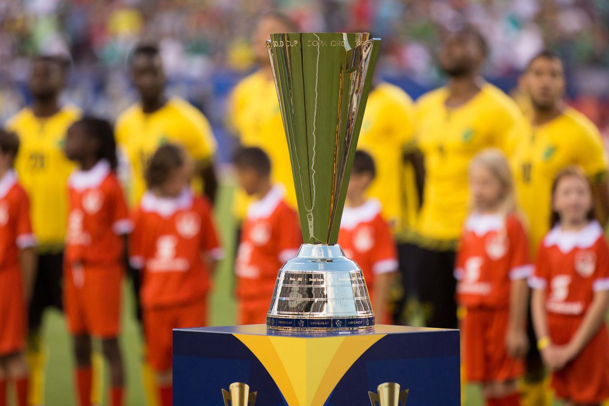 Mexico, Jamaica drawn together in Gold Cup