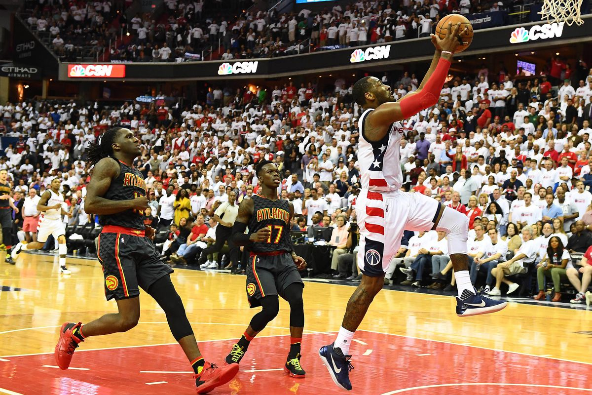 Washington Wizards start in the right direction in Game 1