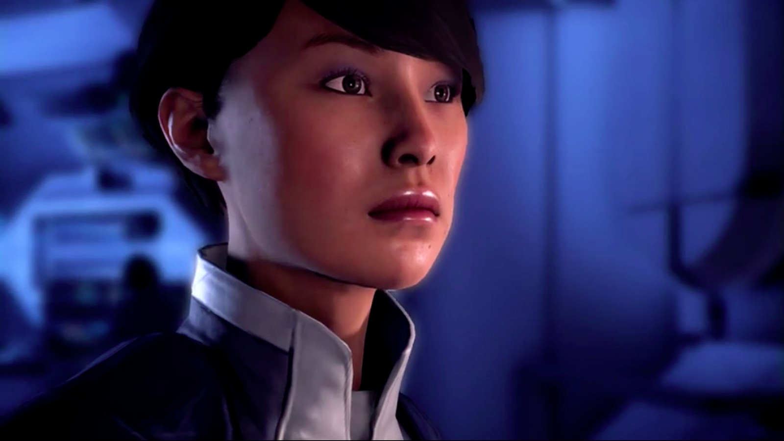 Mass Effect: Andromeda's improved eyes make a big difference