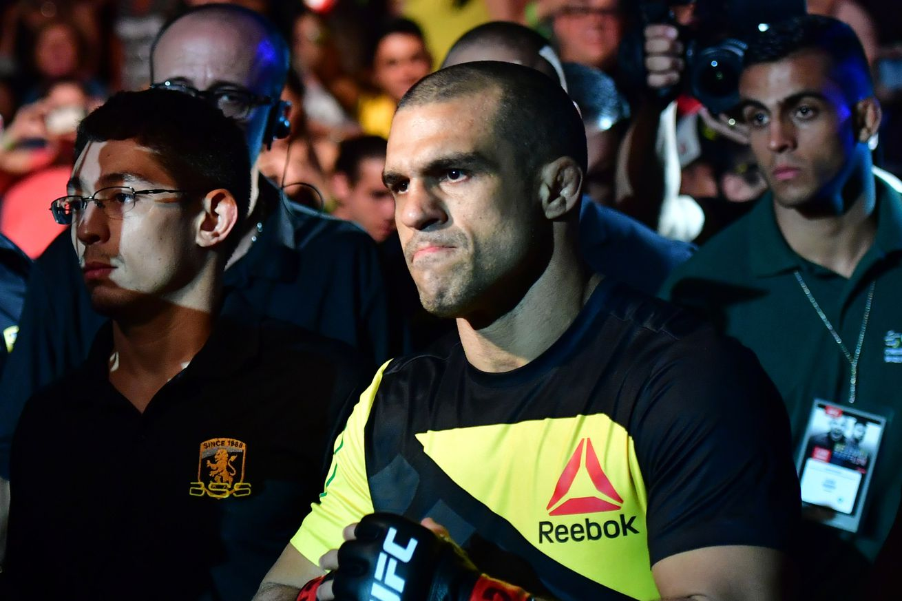 community news, UFC 212: Vitor Belfort is retiring on June 3 in Brazil — and he expects you to be there