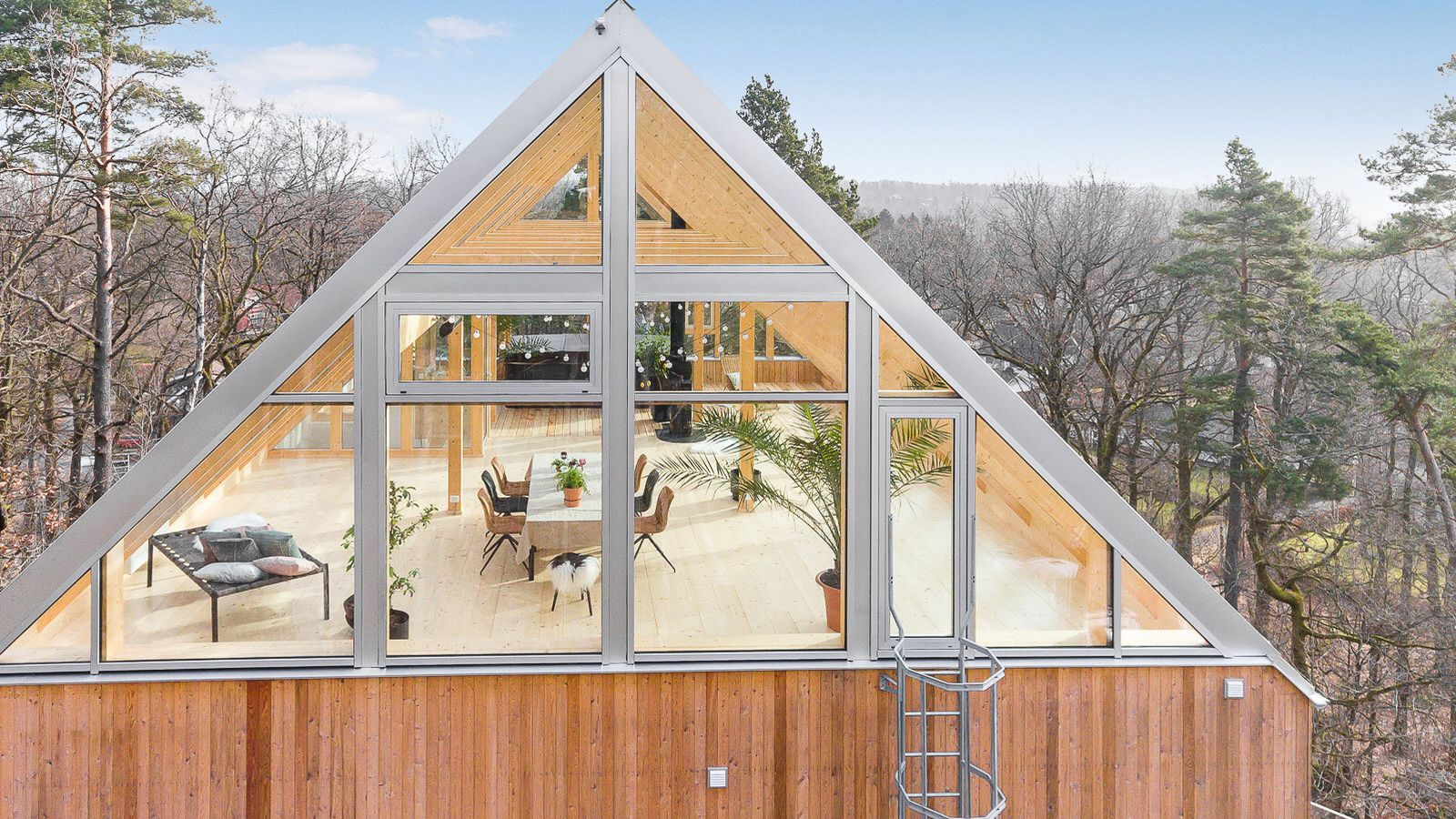 Glass Roofed Heaven Sweden Can Yours For Curbed