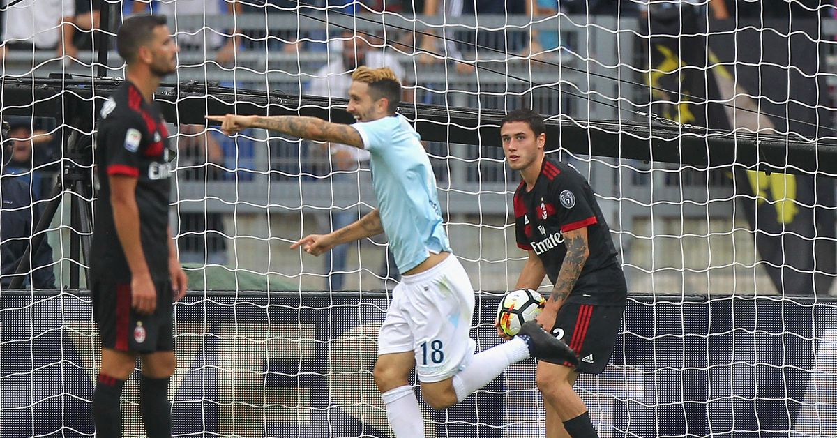 Milan vs Lazio Player Ratings: Disaster for the Rossoneri in Rome - The Offside