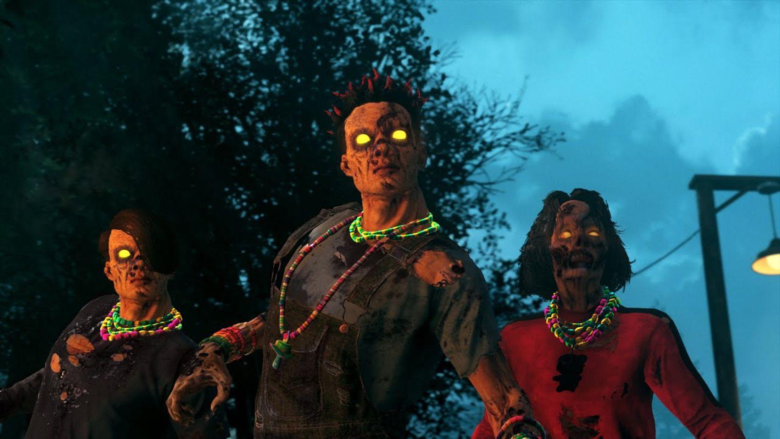 Más y más zombis en Infinite Warfare
