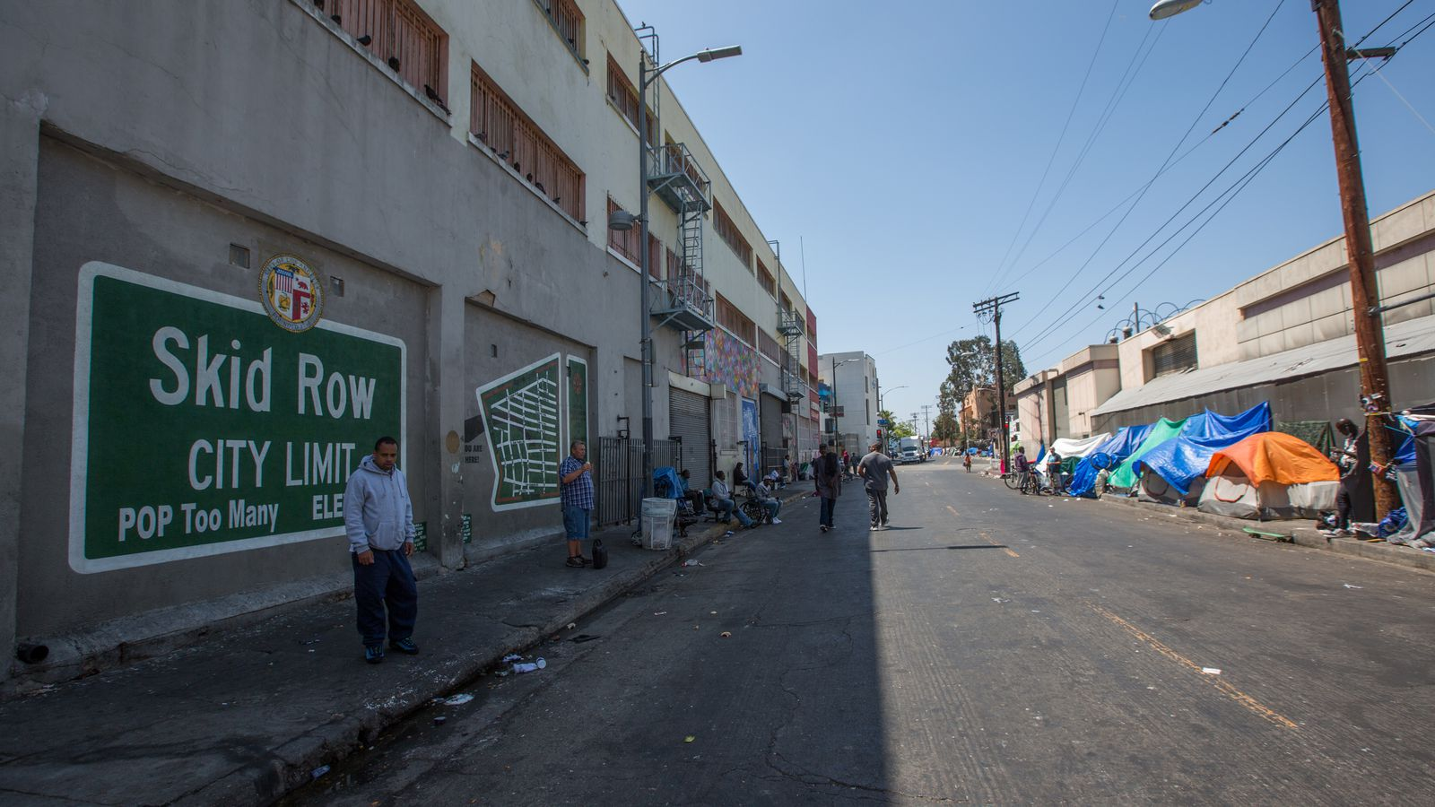 Skid Row doesn't have nearly enough restrooms - Curbed LA