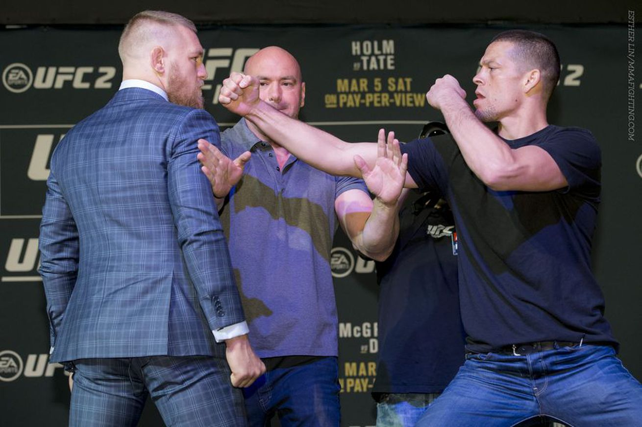 community news, Nate Diaz vs. Conor McGregor rematch officially off of UFC 200, Diaz to get new opponent