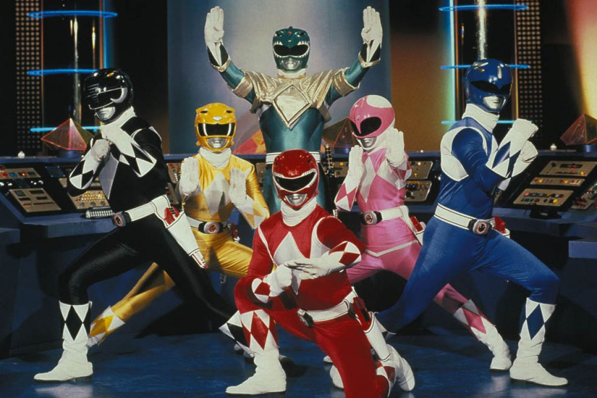 Power Rangers Twitch Marathon Will Show All 831 Episodes In A Row