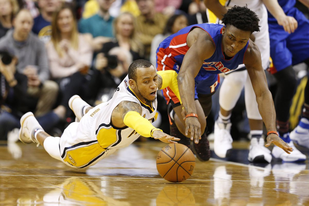 Indiana Pacers vs. Detroit Pistons - 3/8/17 NBA Pick, Odds, and Prediction