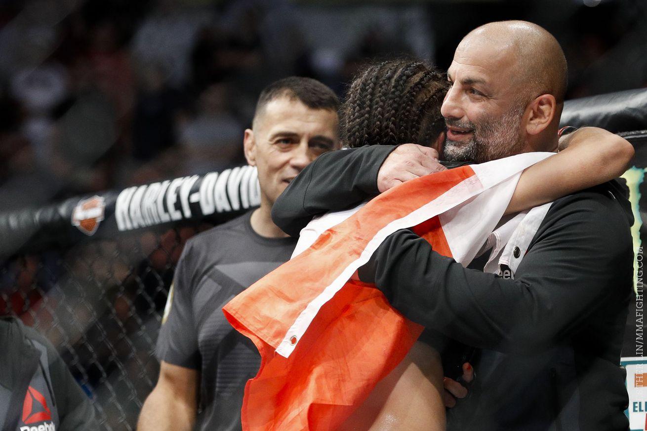 Joanna Jedrzejczyk explains why she fought back tears, left UFC 211 press conference