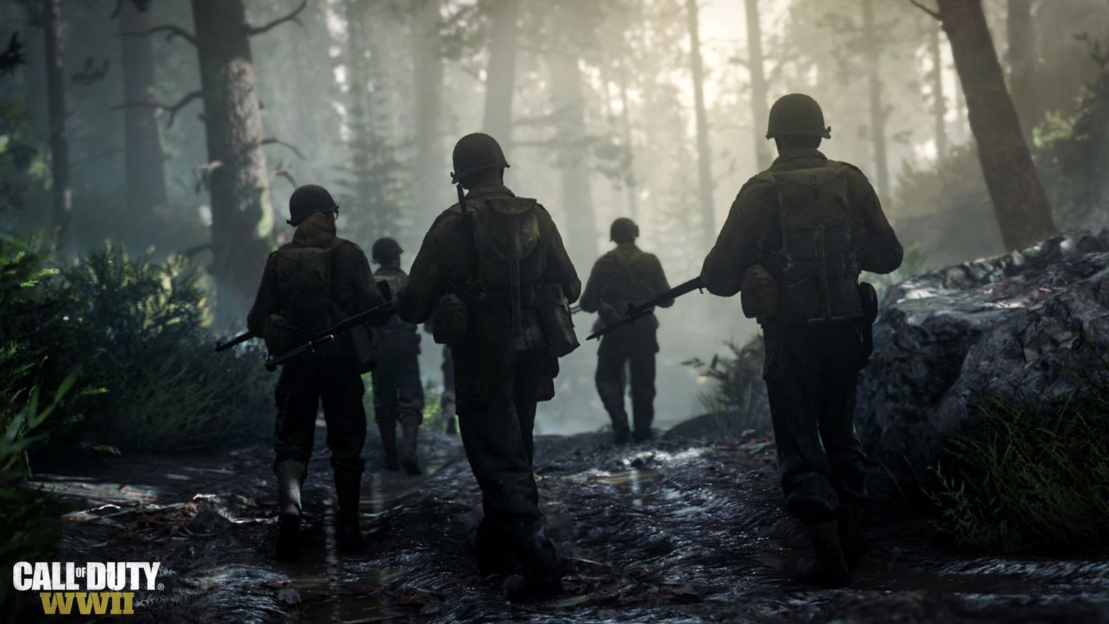 Watch the Call of Duty: WWII livestream right here