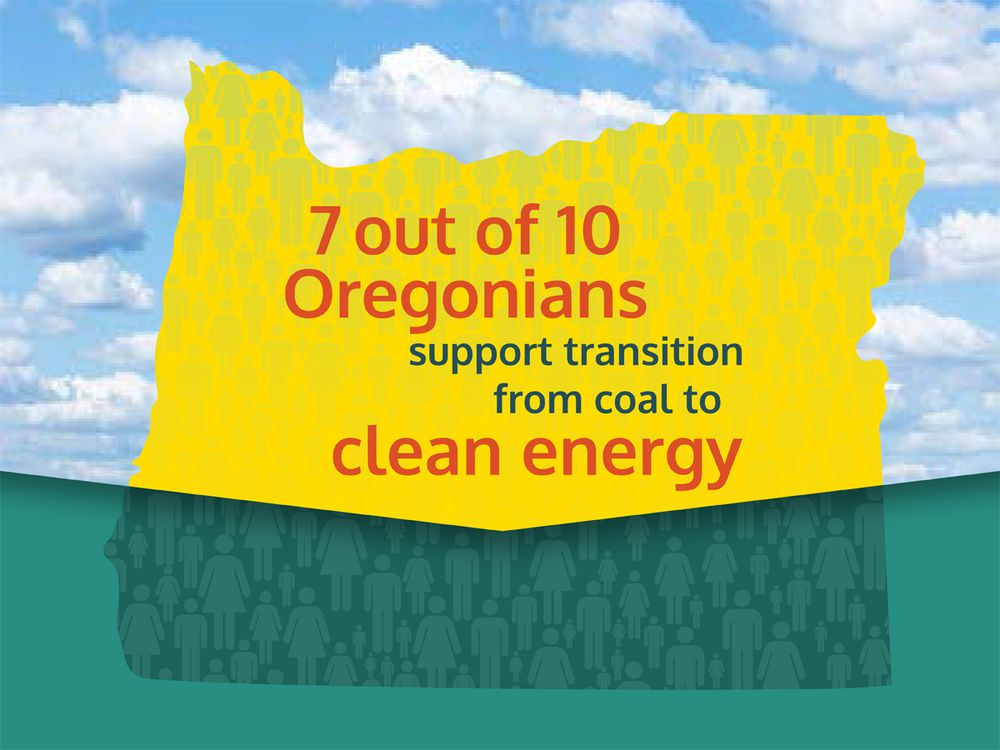 Polling showed that Oregonians support the transition.