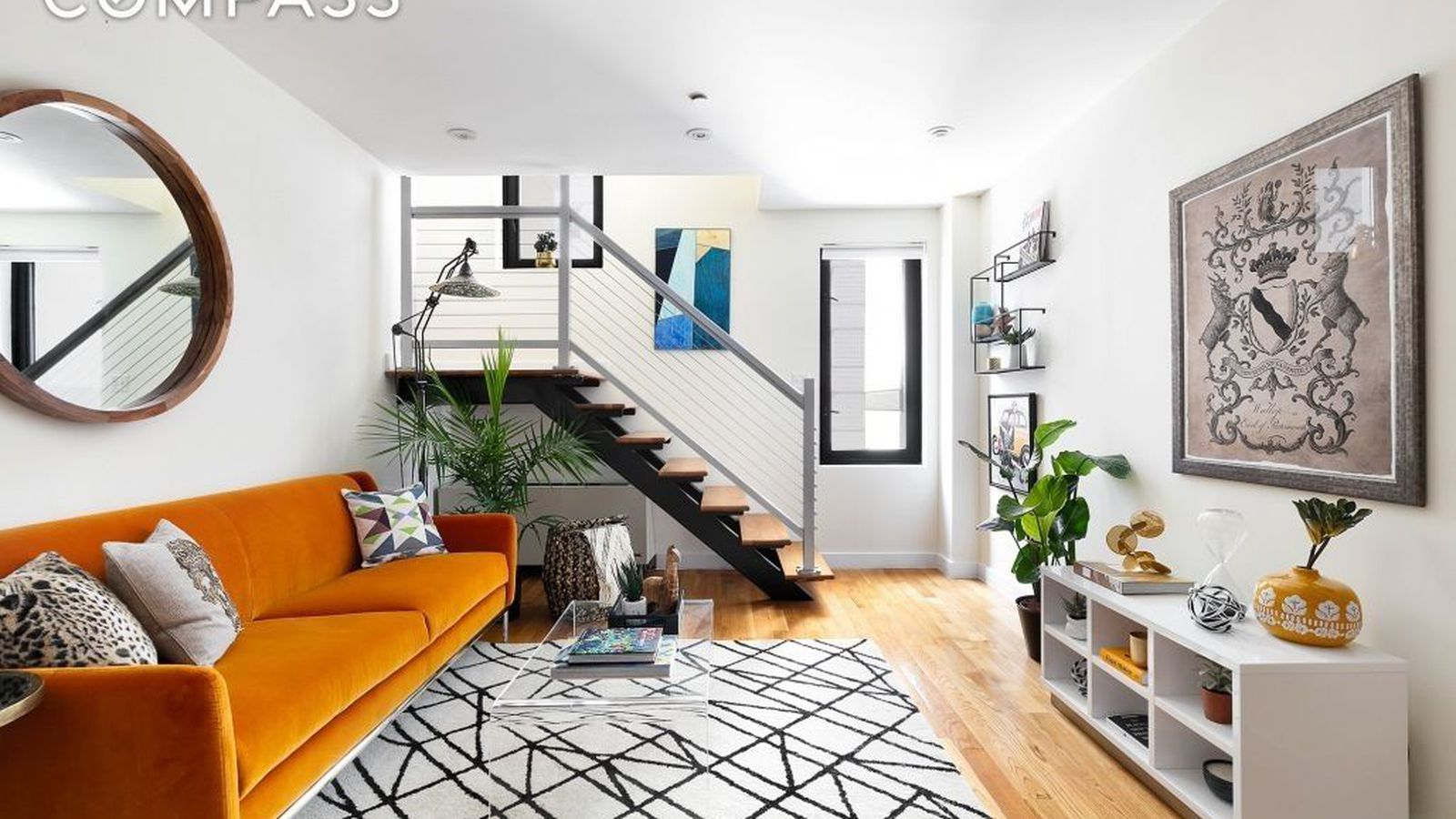 How Much For A Sleek One Bedroom Upper East Side Duplex Curbed Ny