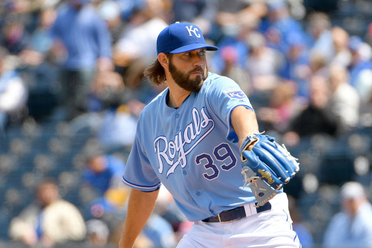 Royals manage just one hit in loss to Cleveland