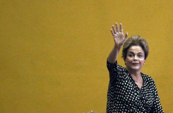 Dilma!