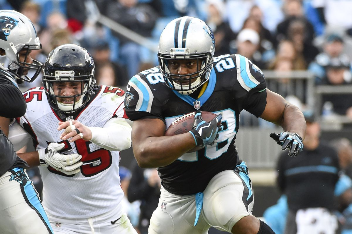 Panthers sign RB Jonathan Stewart to one-year contract extension