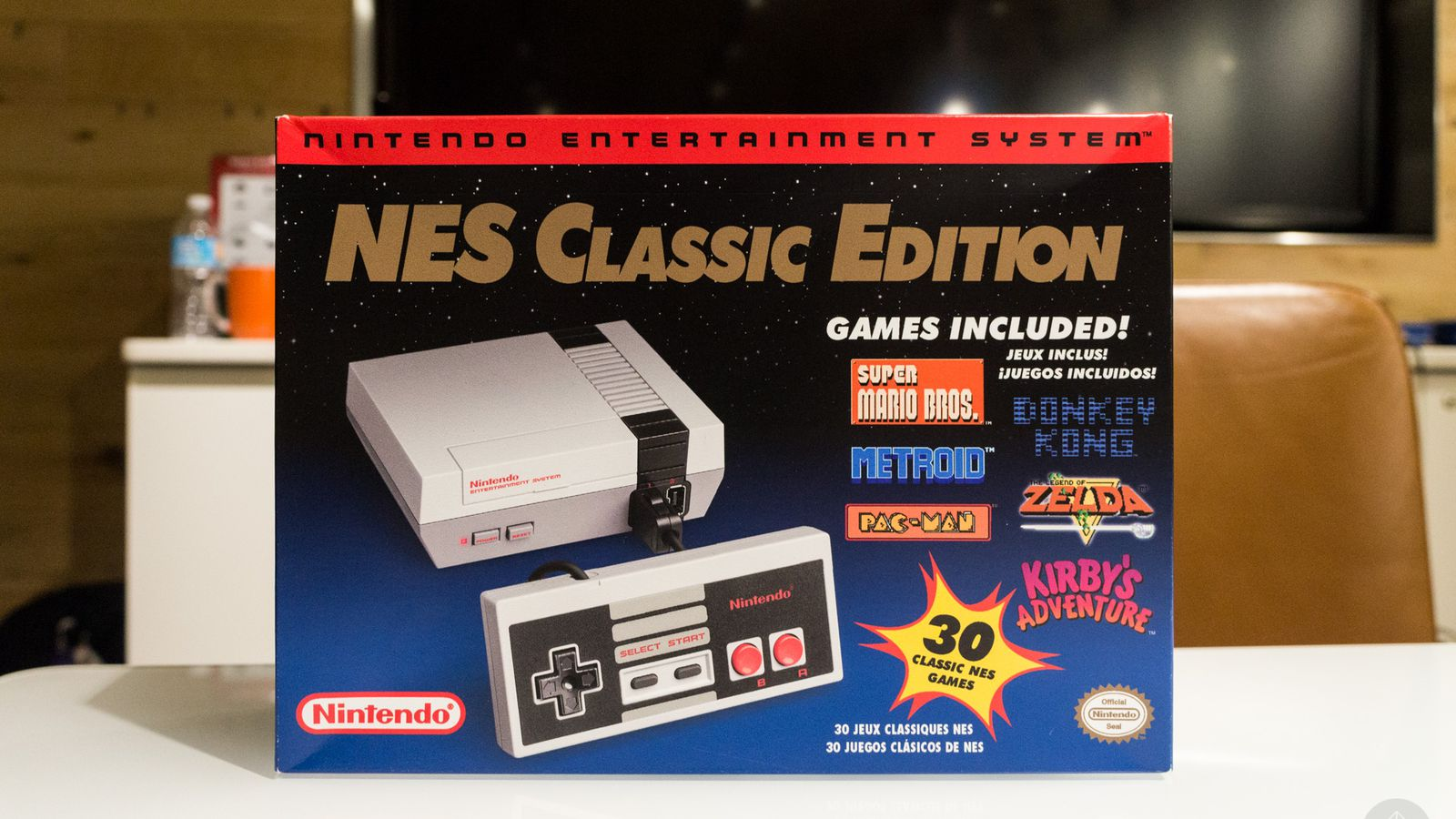 Nintendo's NES Classic strategy threatens to hurt the rest of its business