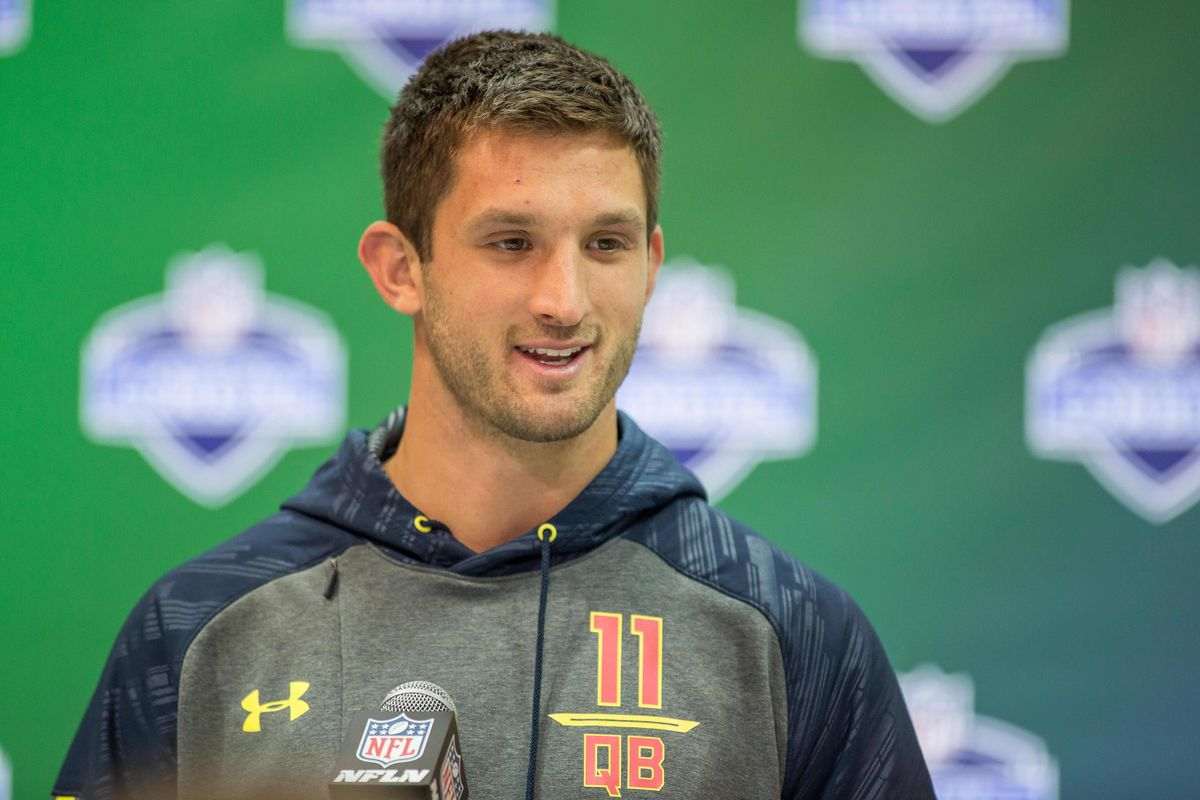 Nathan Peterman Draft Profile >> NFL Draft Thread 2017 - Oil up my Head Edition - The Something Awful Forums