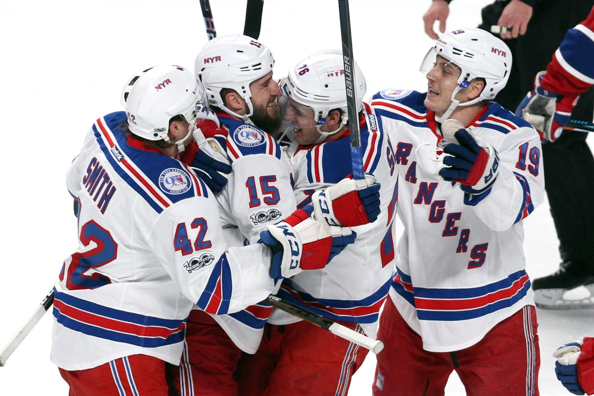 Canadiens drop series opener 2-0 to Rangers