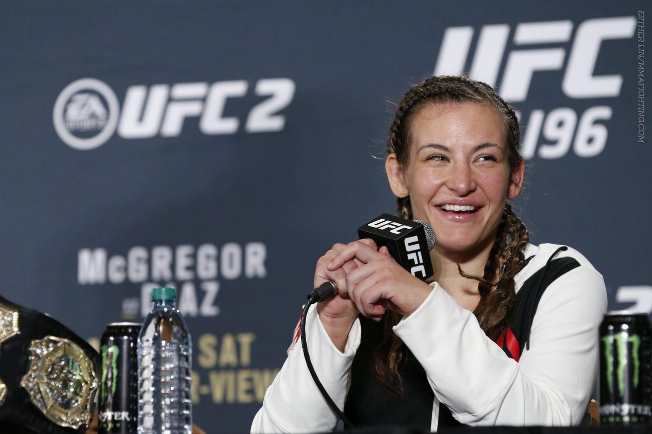 Miesha Tate to face Amanda Nunes at UFC 200