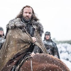 """Sandor """"The Hound"""" Clegane, the unkillable knight."""