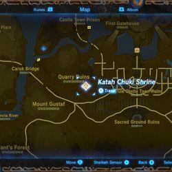 Zelda: Breath of the Wild guide: Katah Chuki shrine - Polygon