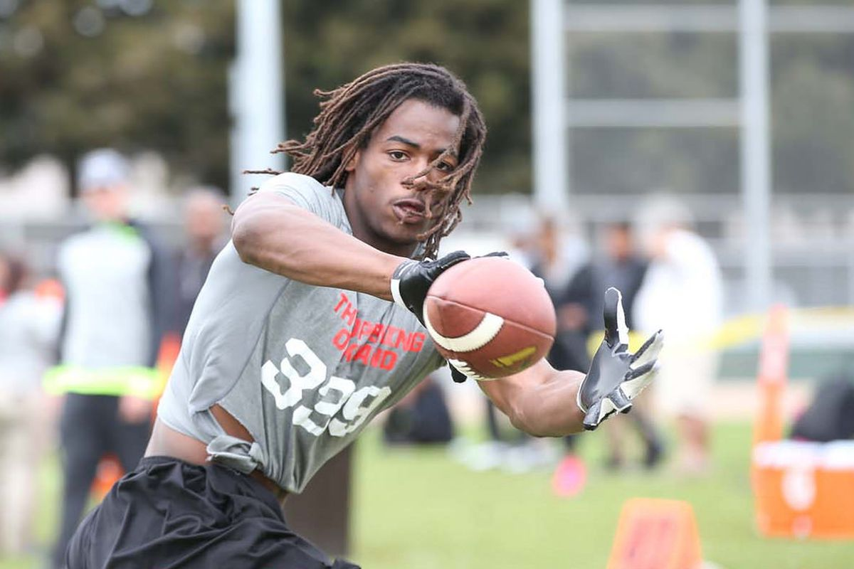 which teams have the most commits at the opening the answers will najee harris the country s no 1 recruit and an alabama commit is among listed attendees student sports