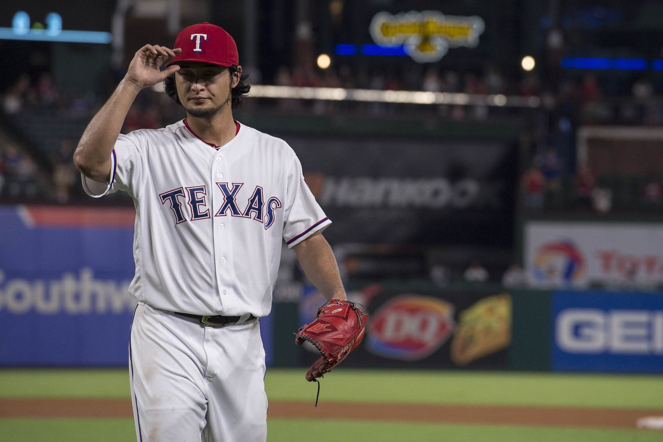 Darvish, Beltran lead Rangers to 6-3 win over Mariners