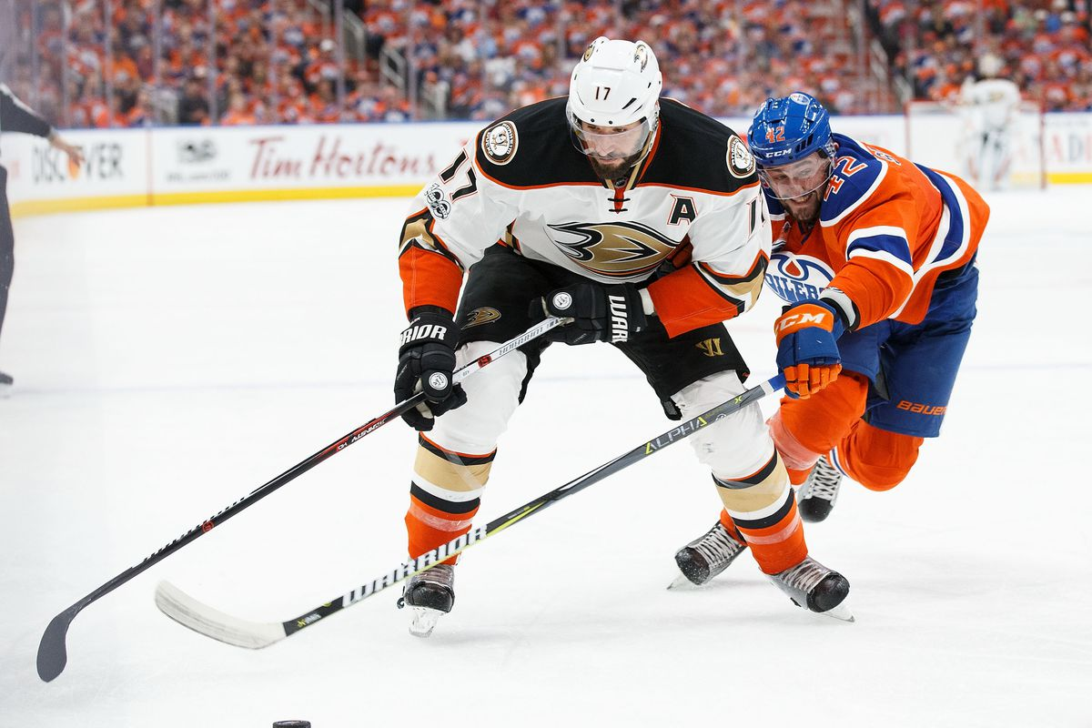Oilers fall just short in Game 7, lose to Ducks