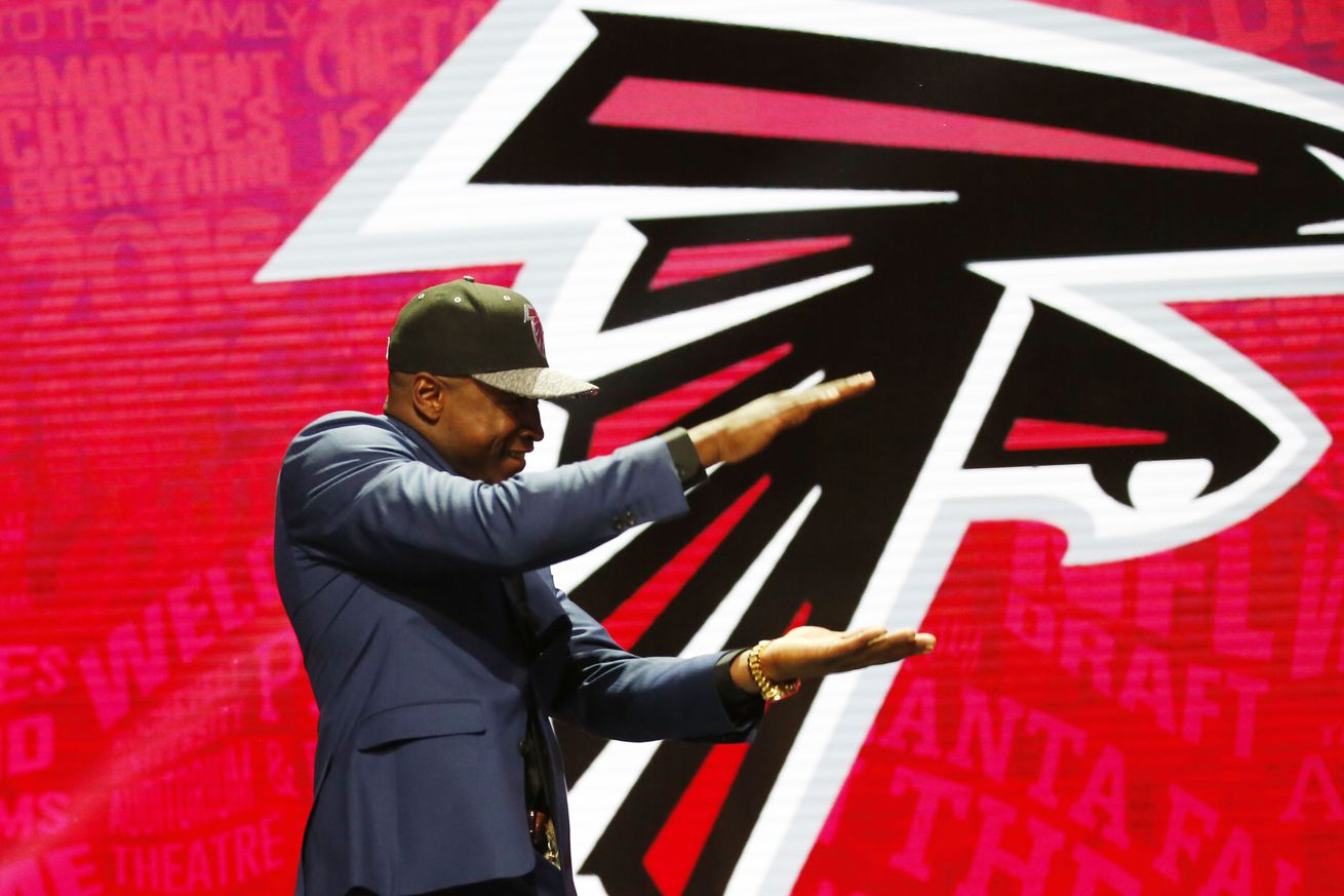 Jerseys NFL Sale - Falcons draft: Has your projection for Atlanta changed at all ...