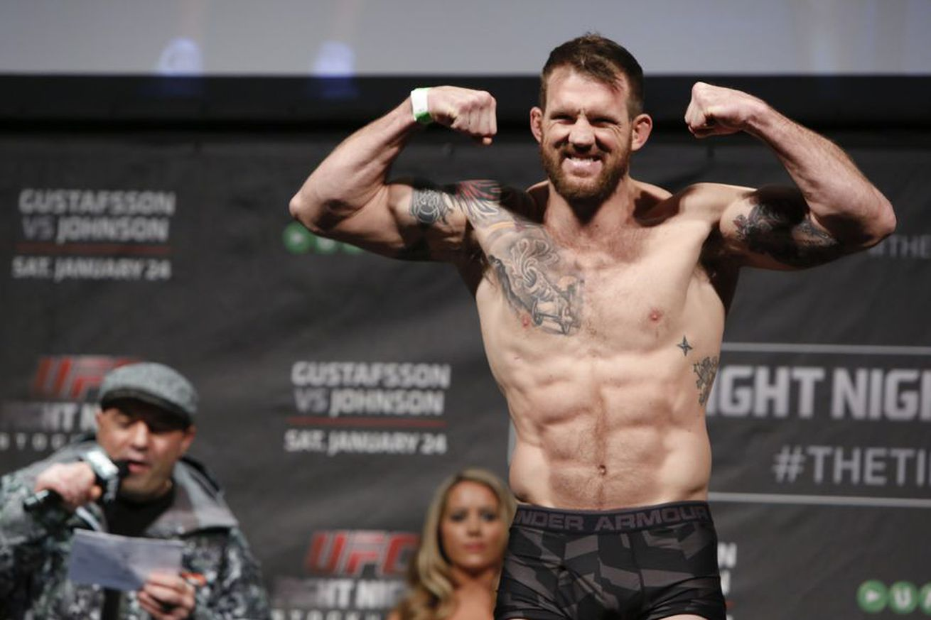 Ryan Bader Says He's Decided to Have Fun With His Career