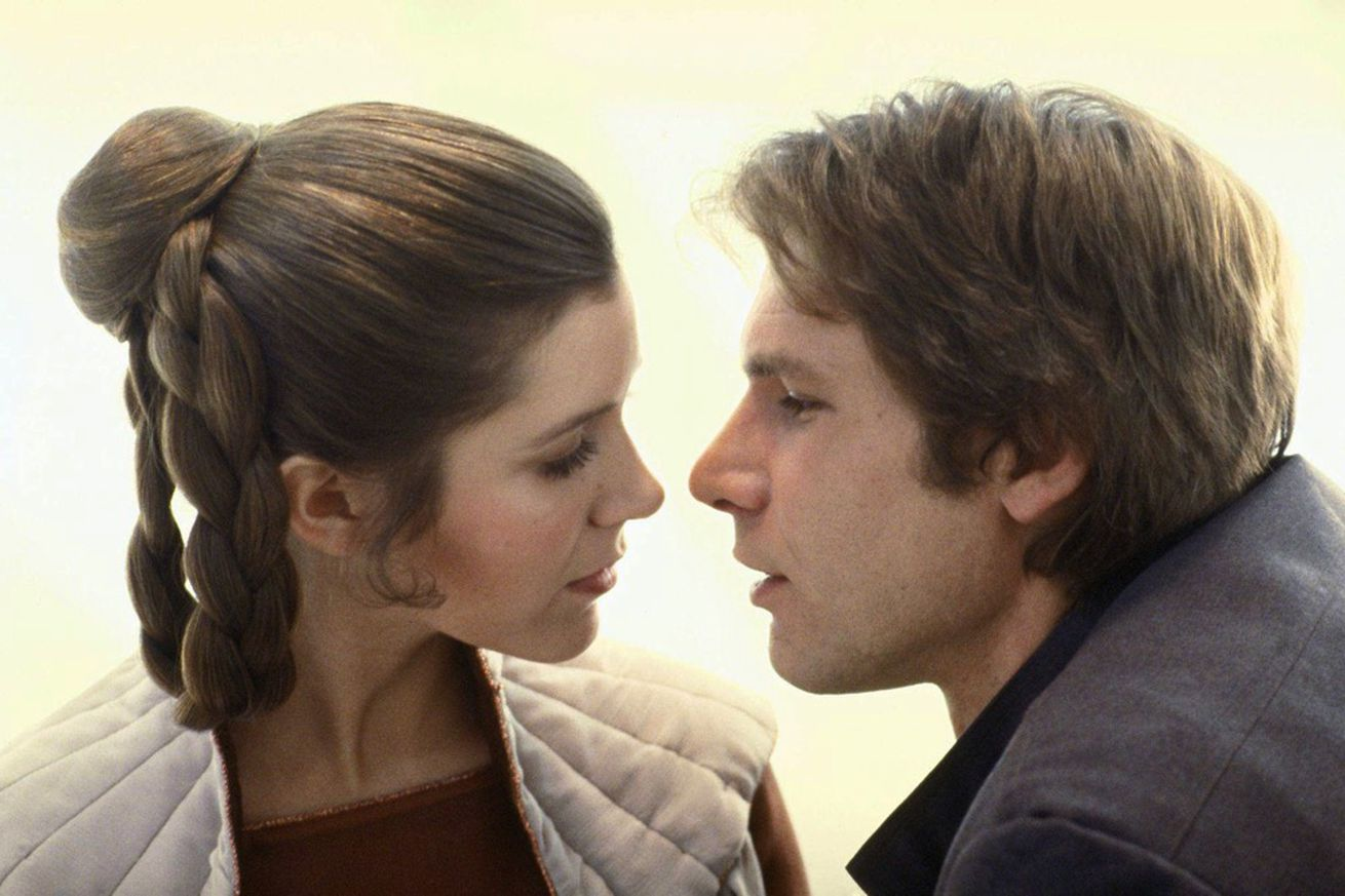 Carrie Fisher's last Harrison Ford story isn't romantic, it's tragic