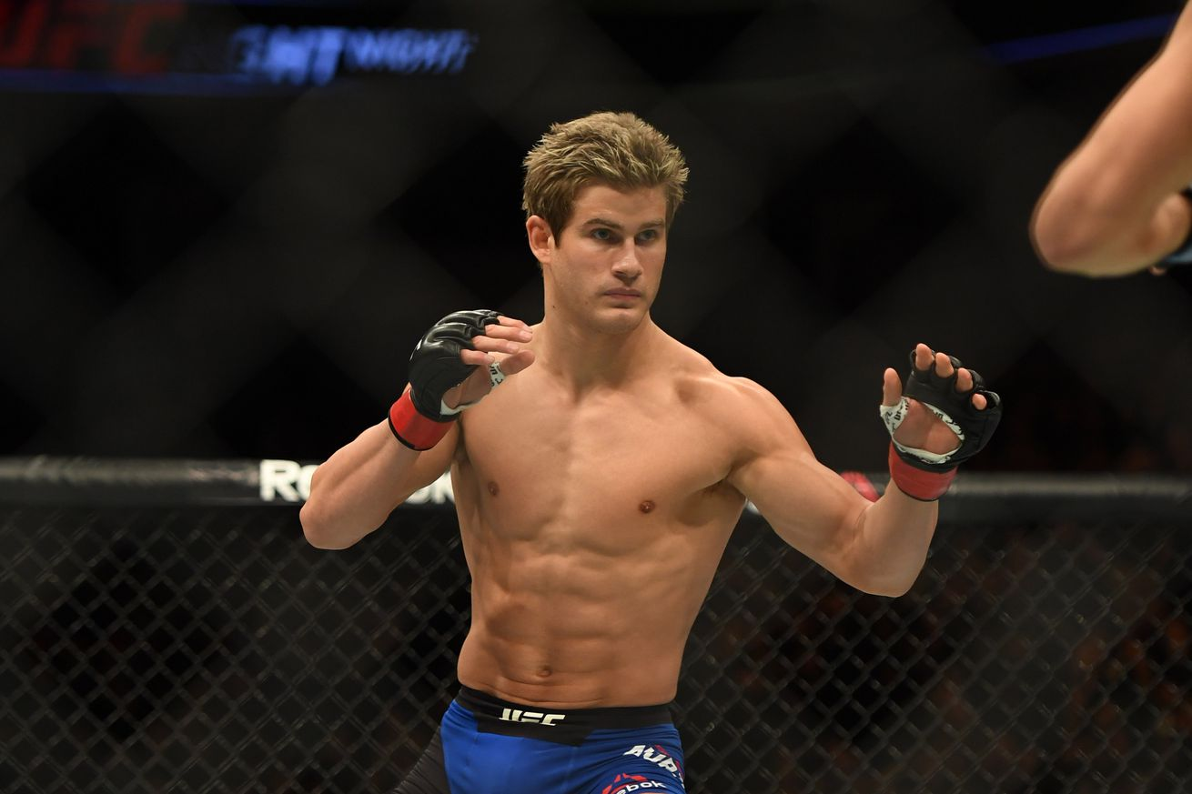 Sage Northcutt returns to lightweight after failed 170 pound 'learning experience'