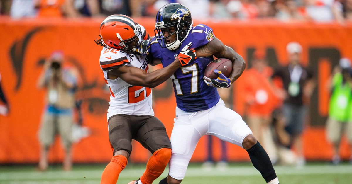 Browns Vs Ravens 2016 Live Stream How To Watch Thursday