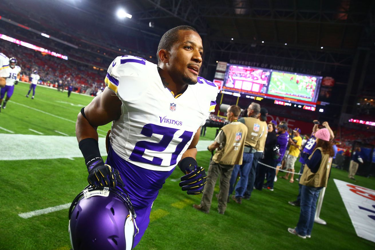 Jerseys NFL Cheap - Josh Robinson Likely Not Coming Back To Vikings In 2016 - Daily ...