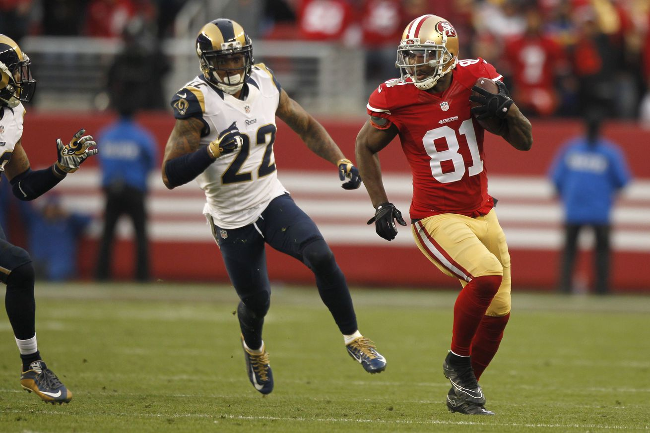 Key dates for 49ers guaranteed salary, roster bonuses, Anquan Boldin void
