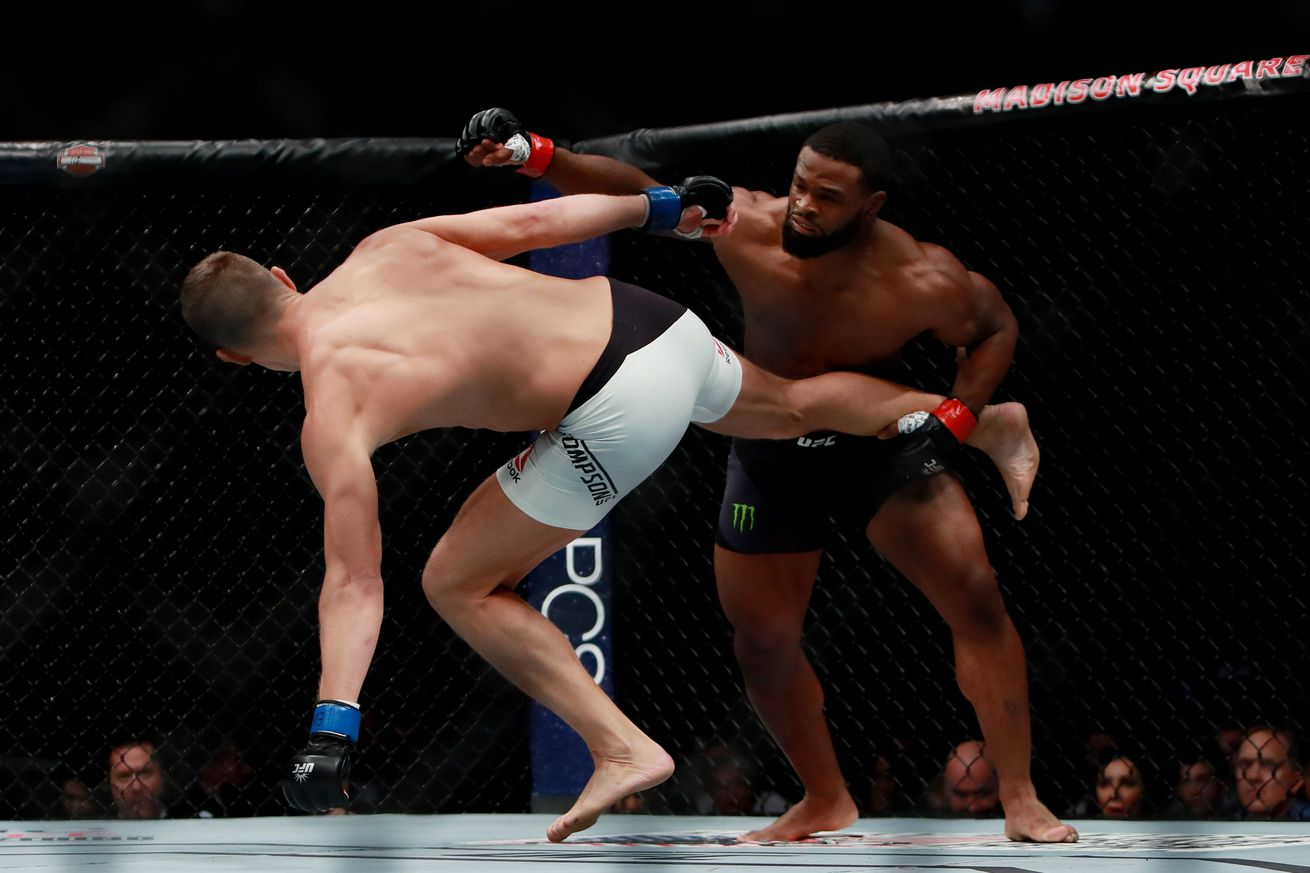 UFC 209 fight card: Tyron Woodley vs Stephen Thompson 2 preview