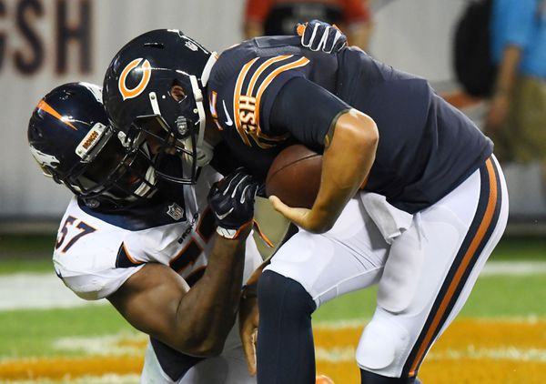 Cheap NFL Jerseys Wholesale - Bears-Broncos: Five Takeaways - Windy City Gridiron
