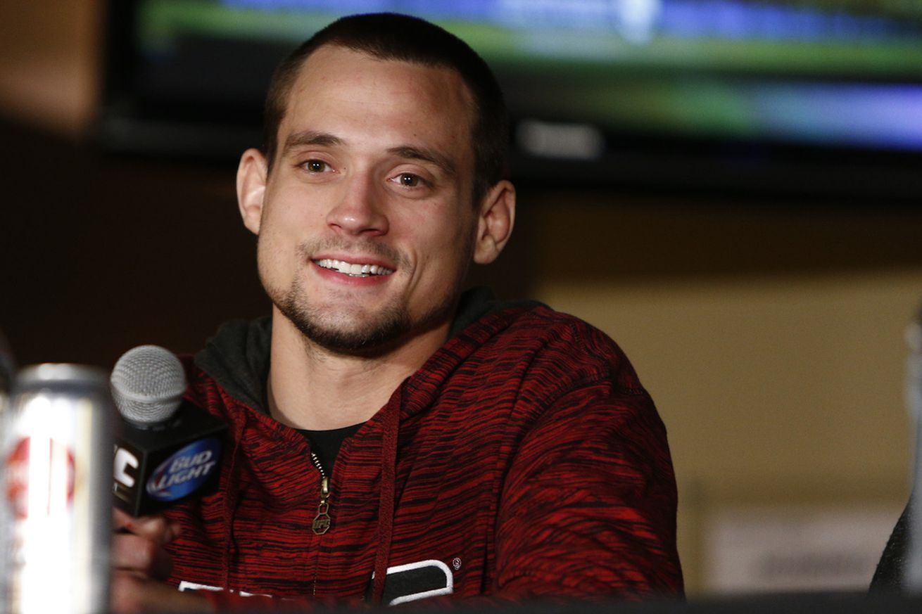 James Krause explains why he wanted to do The Ultimate Fighter despite already being on the UFC roster