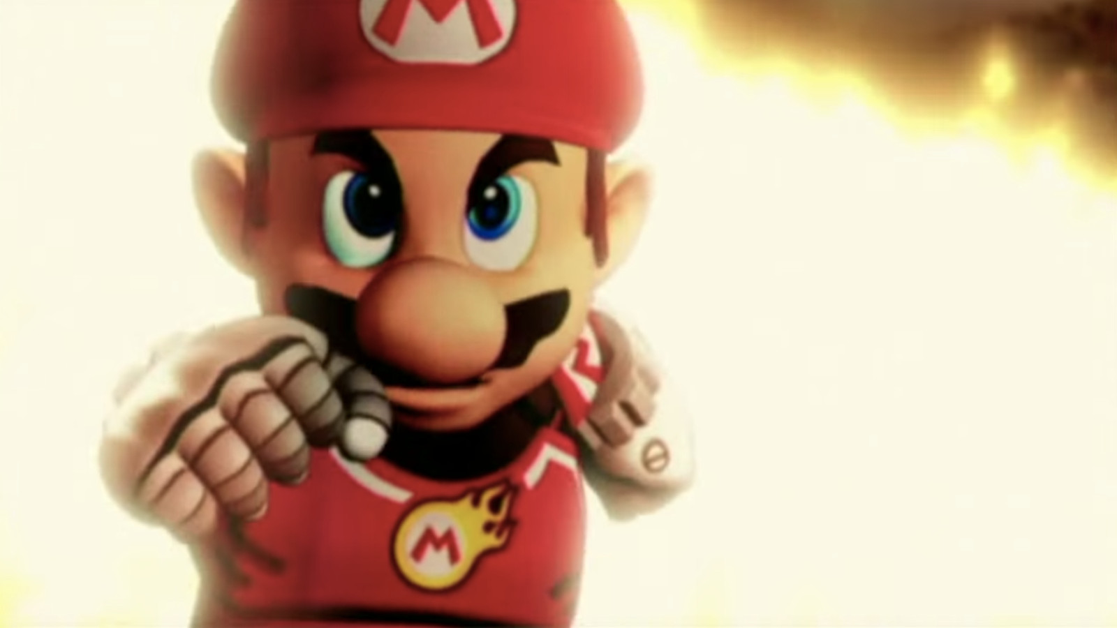 Every Mario sports game intro, ranked