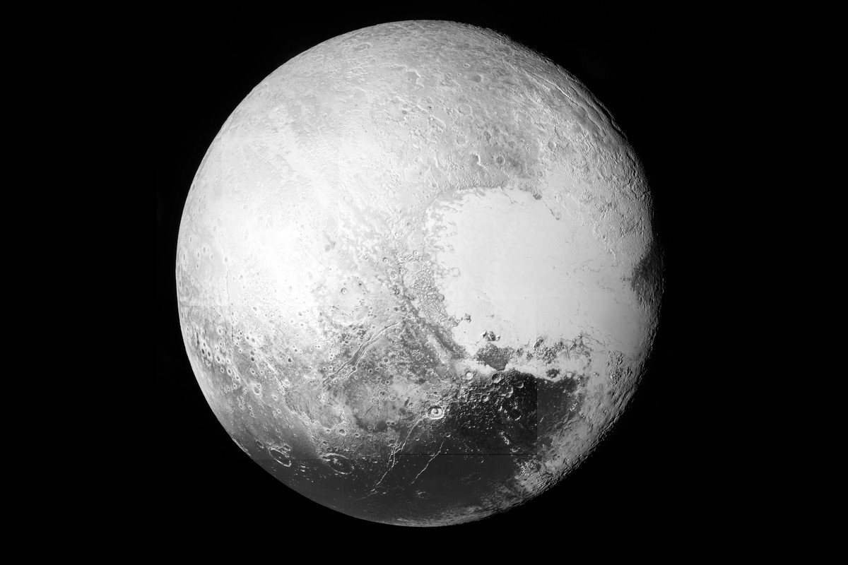 pluto planet size - photo #19