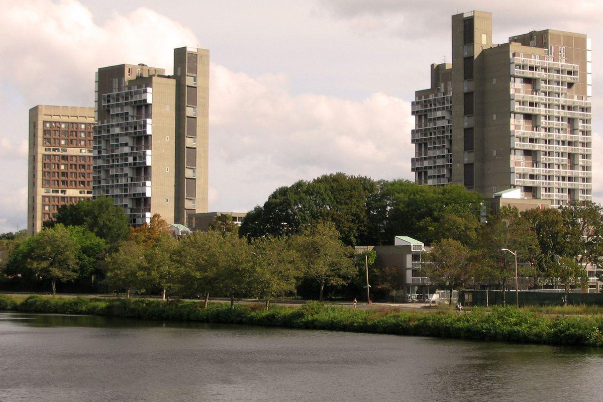 Josep lluis sert 39 s boston cambridge architecture a for Cambridge architecture
