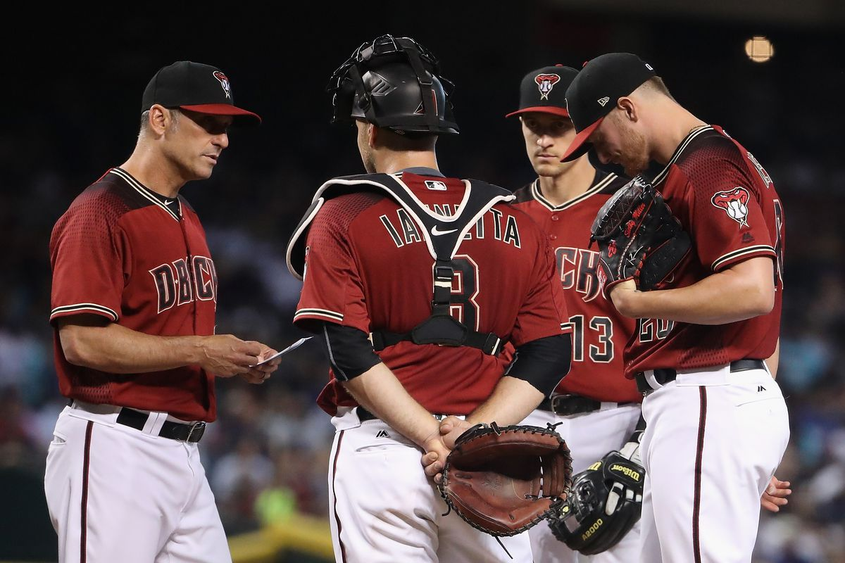 D-backs' Shelby Miller has partial UCL tear; Tommy John an option