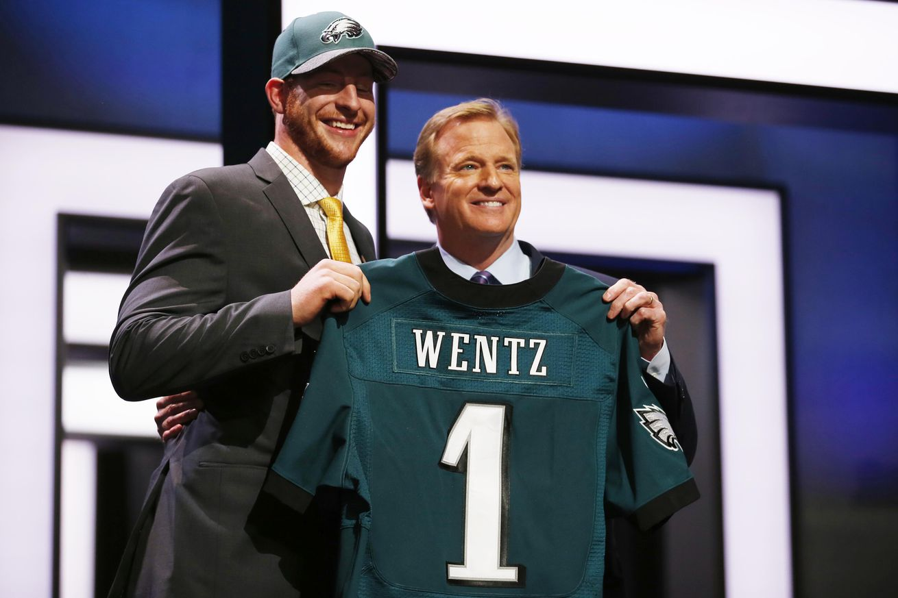 National Football League officially announces draft is returning to Philly in 2017