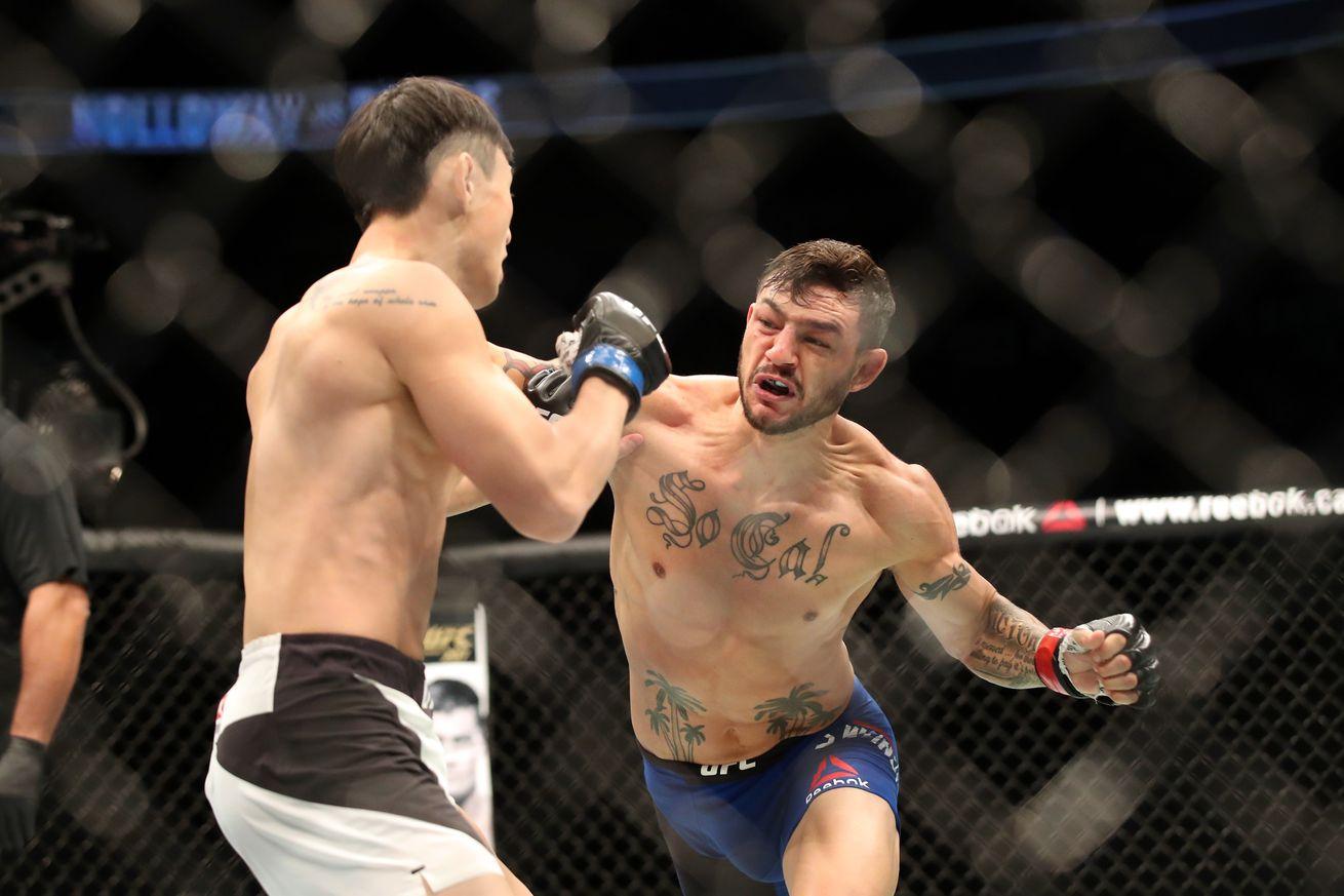 UFC Fight Night 108 fight card: Cub Swanson vs Artem Lobov preview