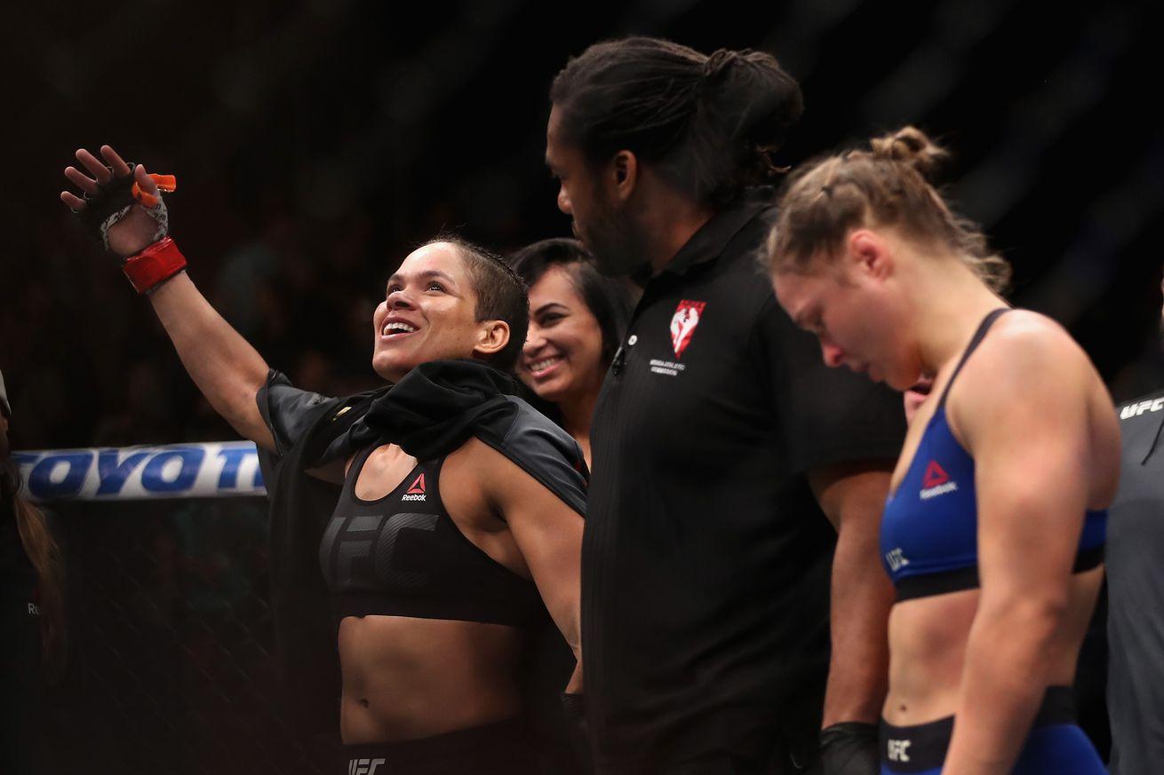 community news, Amanda Nunes issues public apology to Ronda Rousey following UFC 207 outbursts